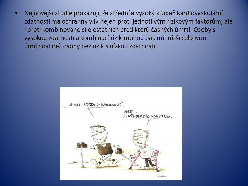 DOPORUČENÉ DRUHY POHYBU 1. BĚHÁNÍ 2. CYKLISTIKA 3. NORDIC WALKING 4. PLAVÁNÍ 5.BĚHÁNÍ NA LYŽÍCH