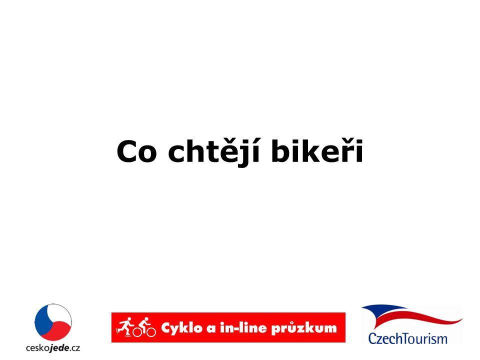 Co chtějí bikeři