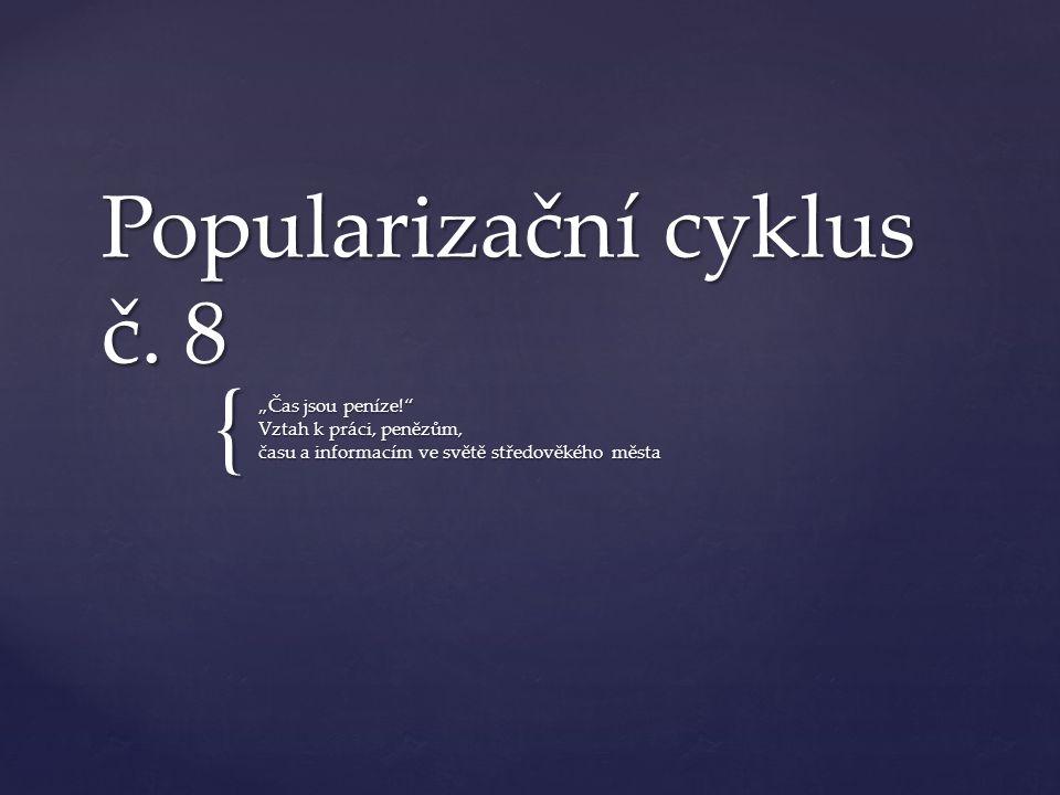 { Popularizační cyklus č.