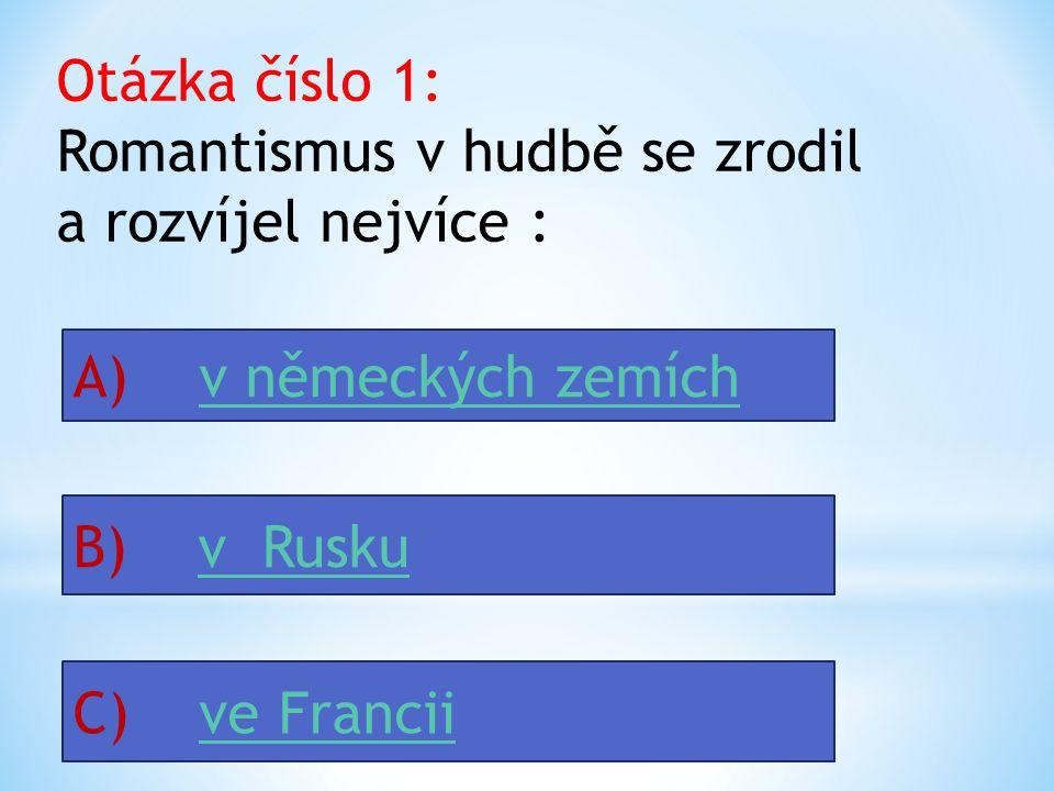 Autor : Trýzna Stanislav Školní rok : 2010/2011 Určeno pro : devátý ročník Předmět: hudební výchova Téma : DUM č.