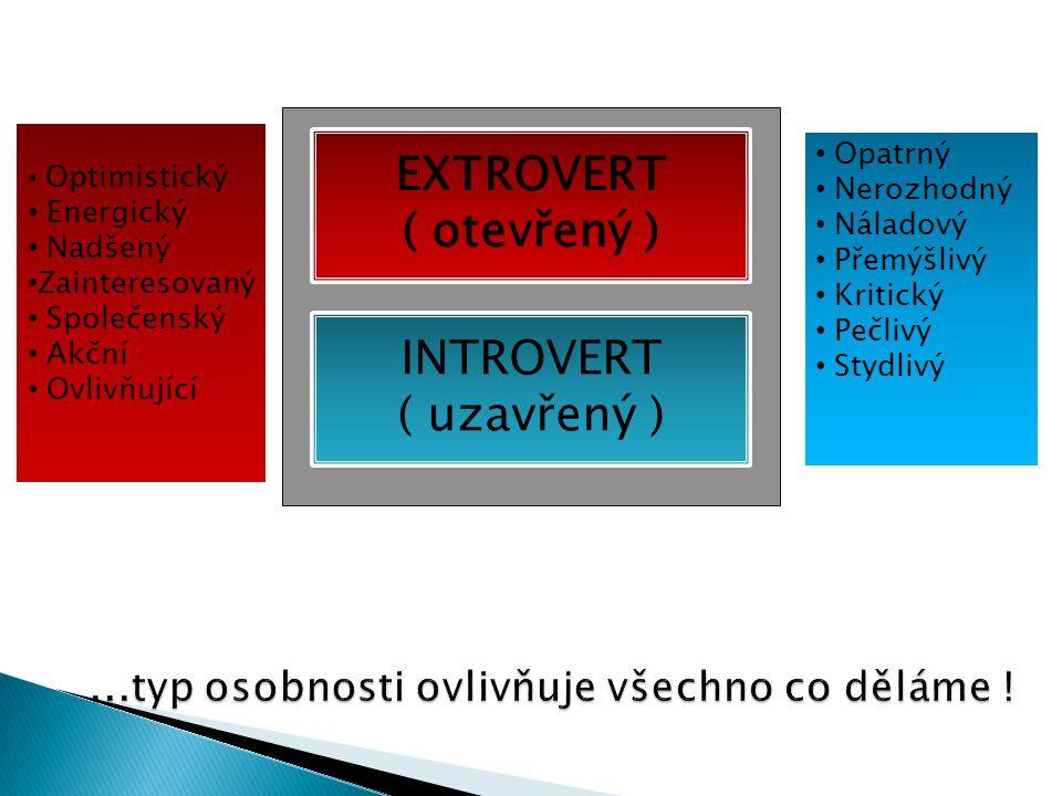 Systematický Zaměřený Plánující Cílevědomý Svědomitý Pečující Dělící se Citliví Přátelští Starostliví Chápaví ÚKOLYLIDI