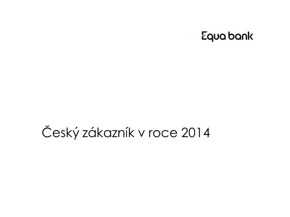 Český zákazník v roce 2014