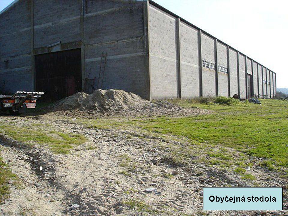 The Barn... Obyčejná stodola