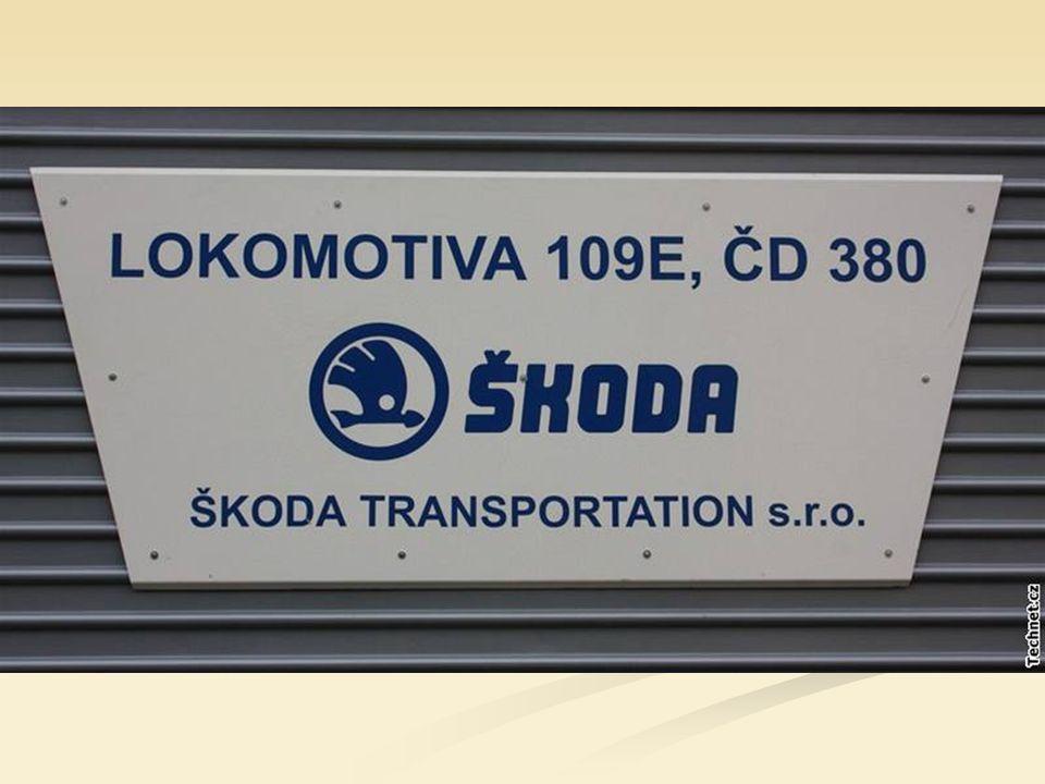 Při výrobě lokomotivy se uplatnily moderní materiály podobné těm, jaké se používají u vozů formule 1.