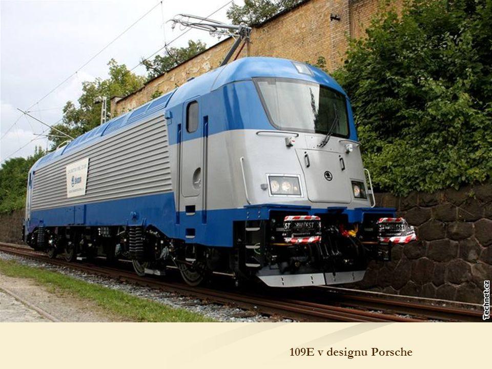 109E v designu Porsche