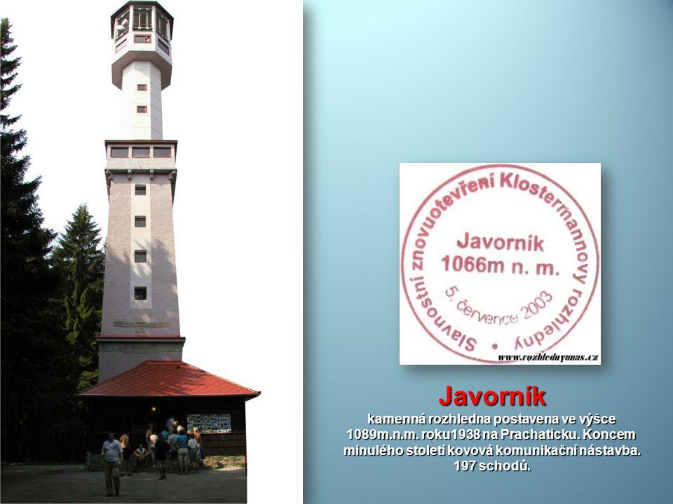 Krasenský Vrch Kamenná rozhledna na Sokolovsku (kóta: 825 m n.m.), je 25m vysoká a má 120 schodů.