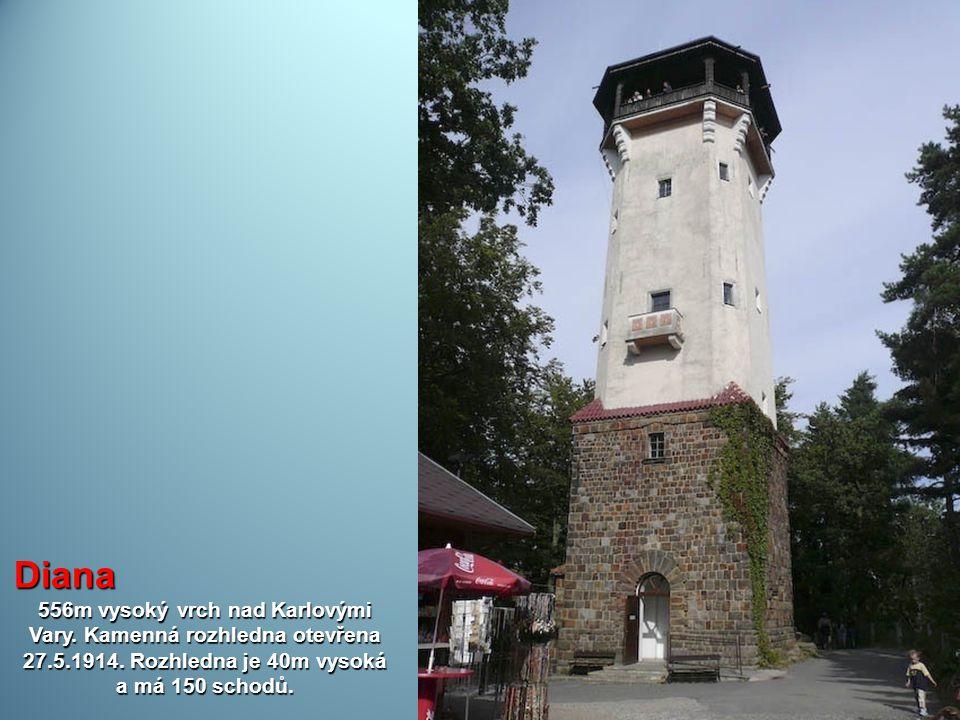 Andrlův Chlum kovová rozhledna ve výšce 559 m nad Ústím nad Orlicí z roku 1996.
