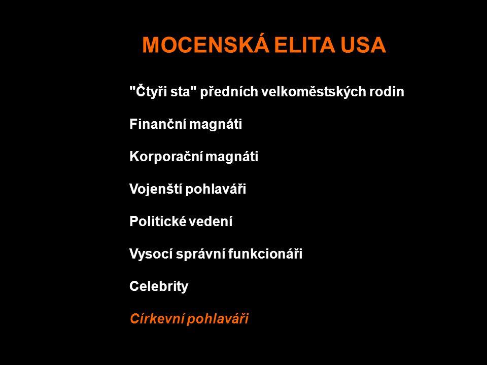 MOCENSKÁ ELITA USA