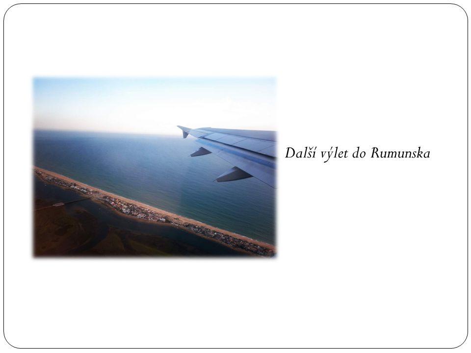 Další výlet do Rumunska
