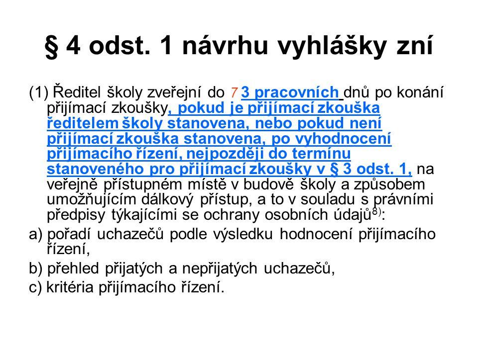 § 4 odst.