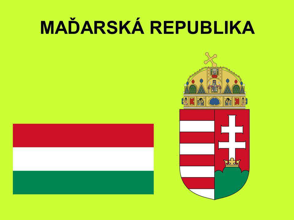 MAĎARSKÁ REPUBLIKA