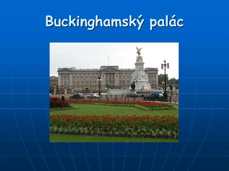 Co v Londýně můžeš vidět aneb poznej nejdůležitější místní památky!