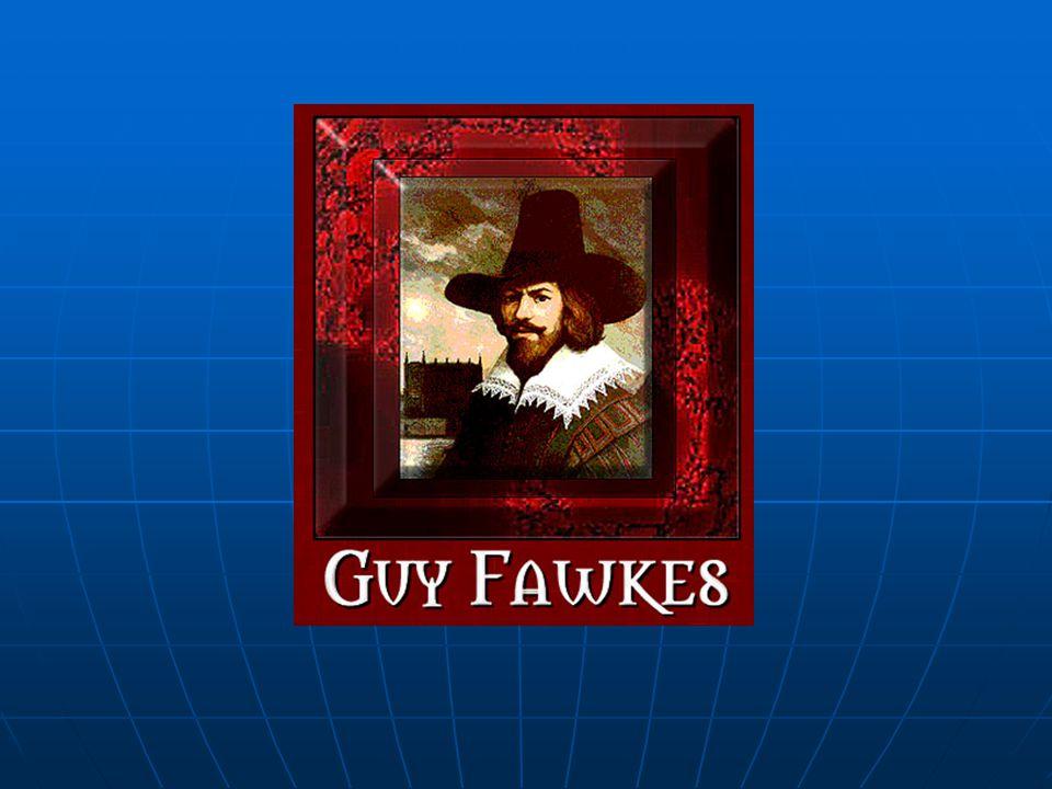 Odpočinek u zajímavostí - Guy Fawkes - Dne 5. listopadu 1605 byl chycen fanatický katolík Guy Fawkes jak sází na hřbitově Westminsterského opatství st