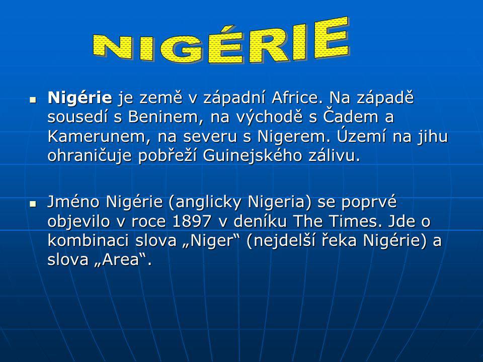 Nigérie je země v západní Africe.