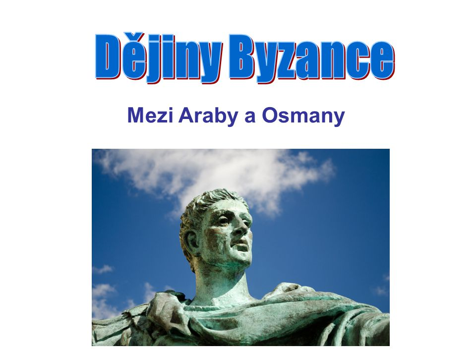 Mezi Araby a Osmany