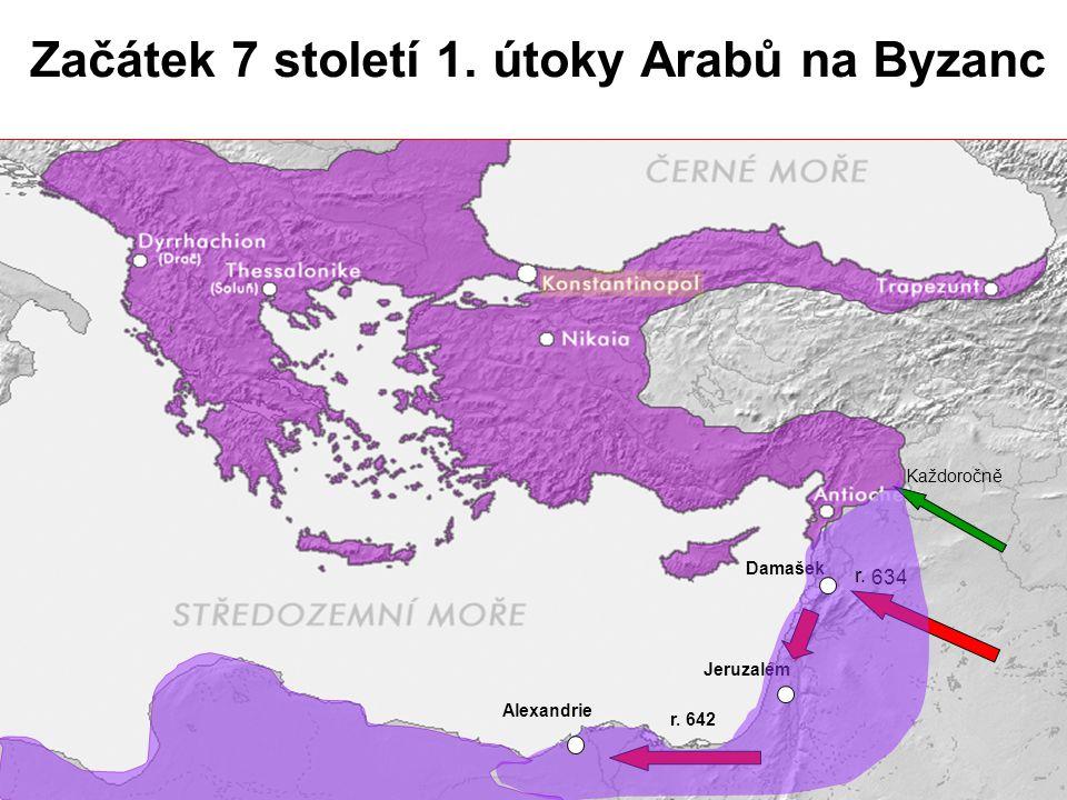 Rozmístění themat v Byzanci