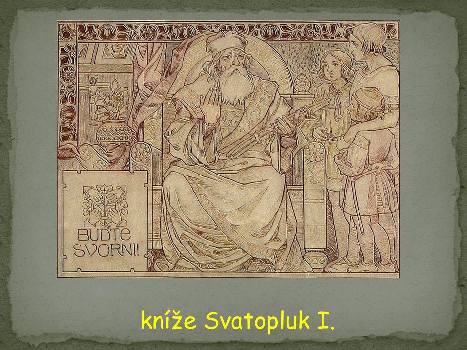 kníže Svatopluk I.