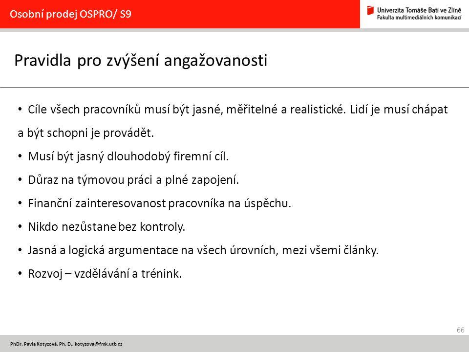 66 PhDr.Pavla Kotyzová, Ph.
