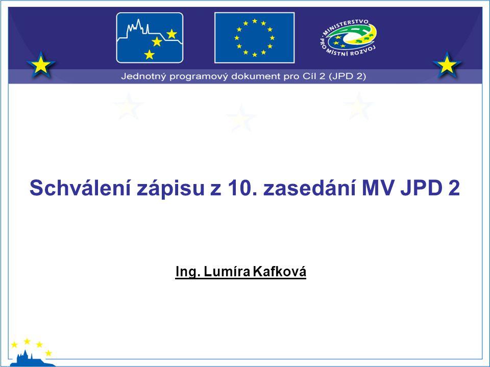 Opatření 1.3 – Veřejná infrastruktura zlepšující kvalitu života zejména na sídlištích Celková alokace – 27 195 202 EUR