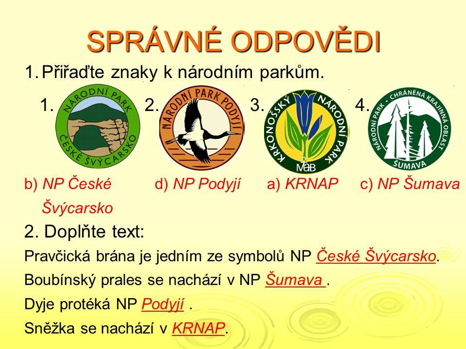 POUŽITÉ ZDROJE   http://www.narodniparky.kvalitne.cz/2_mapa.gif http://www.narodniparky.kvalitne.cz/2_mapa.gif   http://www.krkonosska70mtb.cz/wp-content/uploads/2009/03/krnap.jpg http://www.krkonosska70mtb.cz/wp-content/uploads/2009/03/krnap.jpg   http://botany.cz/foto/campabohemherb1.jpg http://botany.cz/foto/campabohemherb1.jpg   http://www.geology.cz/aplikace/fotoarchiv/sobr.php?r=700&id=14833 http://www.geology.cz/aplikace/fotoarchiv/sobr.php?r=700&id=14833   http://www.naturphotogallery.cz/photos/220_v.jpg http://www.naturphotogallery.cz/photos/220_v.jpg   http://upload.wikimedia.org/wikipedia/commons/thumb/6/66/%C4%8Cihadlo.jpg/800px-%C4%8Cihadlo.jpg http://upload.wikimedia.org/wikipedia/commons/thumb/6/66/%C4%8Cihadlo.jpg/800px-%C4%8Cihadlo.jpg   http://www.naturfoto.cz/fotografie/auer/tetrev-hlusec-xxximg_8829mw.jpg http://www.naturfoto.cz/fotografie/auer/tetrev-hlusec-xxximg_8829mw.jpg   http://upload.wikimedia.org/wikipedia/commons/thumb/9/93/Sn%C4%9B%C5%BEka_from_%C4%8Cern%C3%A1_ hora_%28CZE%29.jpg/800px-Sn%C4%9B%C5%BEka_from_%C4%8Cern%C3%A1_hora_%28CZE%29.jpg http://upload.wikimedia.org/wikipedia/commons/thumb/9/93/Sn%C4%9B%C5%BEka_from_%C4%8Cern%C3%A1_ hora_%28CZE%29.jpg/800px-Sn%C4%9B%C5%BEka_from_%C4%8Cern%C3%A1_hora_%28CZE%29.jpg   http://files.penzion-arnika.cz/200000029-17c3e18be7/np-sumava.png http://files.penzion-arnika.cz/200000029-17c3e18be7/np-sumava.png   http://upload.wikimedia.org/wikipedia/commons/3/30/Aconitum_napellus_02.jpg http://upload.wikimedia.org/wikipedia/commons/3/30/Aconitum_napellus_02.jpg   http://upload.wikimedia.org/wikipedia/commons/thumb/0/02/Malypolec_174.jpg/798px-Malypolec_174.jpg http://upload.wikimedia.org/wikipedia/commons/thumb/0/02/Malypolec_174.jpg/798px-Malypolec_174.jpg   http://upload.wikimedia.org/wikipedia/commons/1/1f/1Uschly_les%3F.jpg http://upload.wikimedia.org/wikipedia/commons/1/1f/1Uschly_les%3F.jpg   http://upload.wikimedia.org/wikipedia/commons/thumb/4/41/National_nature_reserve_Boubinsky_prales_in_