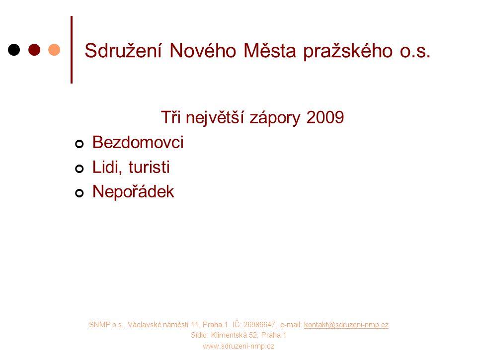 Sdružení Nového Města pražského o.s.