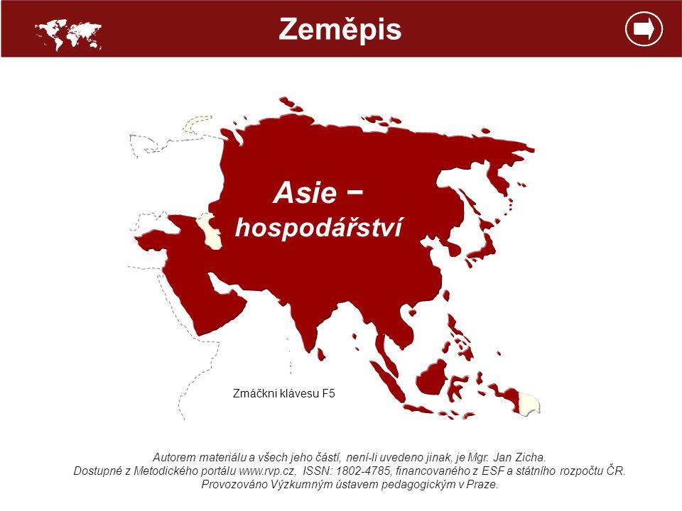 Zeměpis  Autorem materiálu a všech jeho částí, není-li uvedeno jinak, je Mgr. Jan Zicha. Dostupné z Metodického portálu www.rvp.cz, ISSN: 1802-4785,