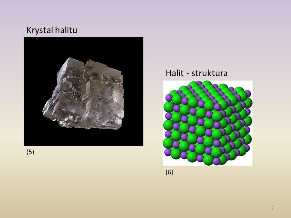 7 (5) Krystal halitu Halit - struktura (6)