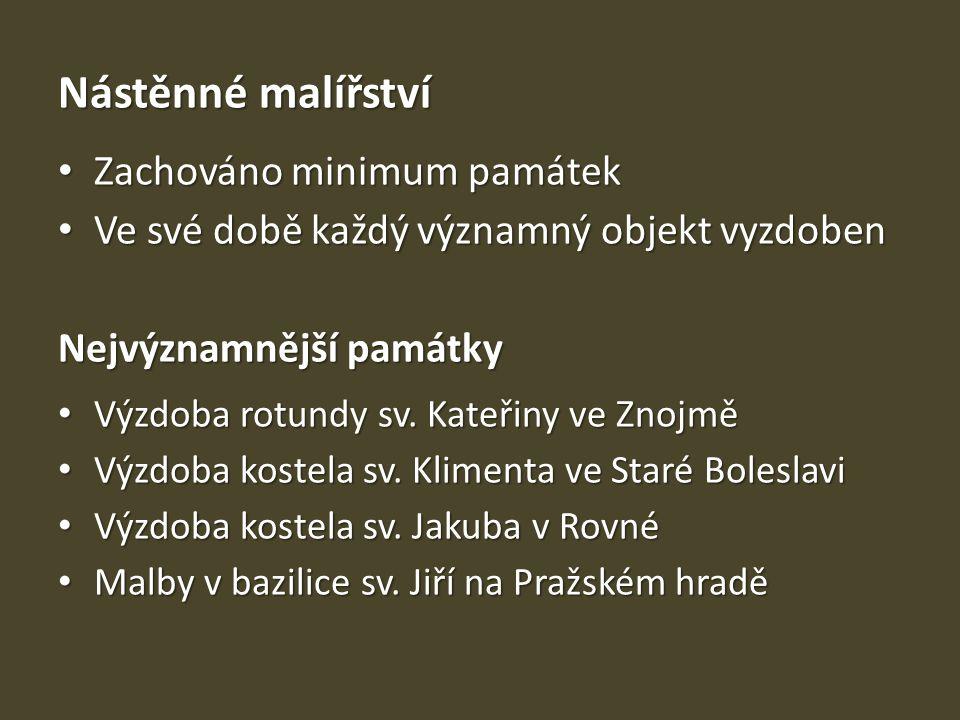 Rotunda sv.Kateřiny ve Znojmě Asi 1. pol. 12. stol.