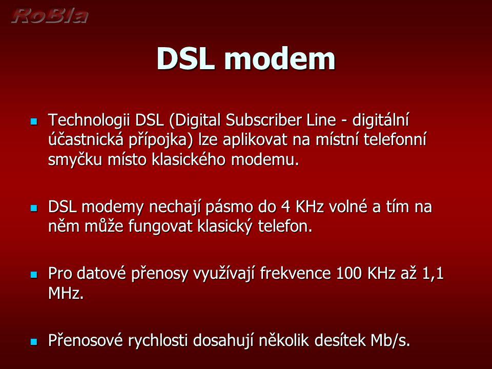 Otázky k opakování 1.Vysvětlete pojem MODEM. 2. Vysvětlete co je to modulace.
