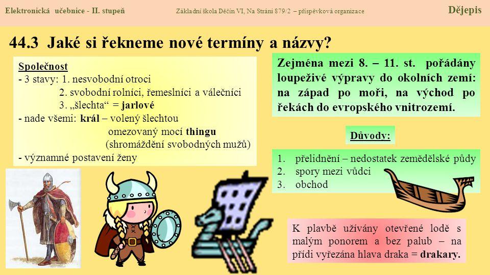 44.4 Co si řekneme nového.Elektronická učebnice - II.