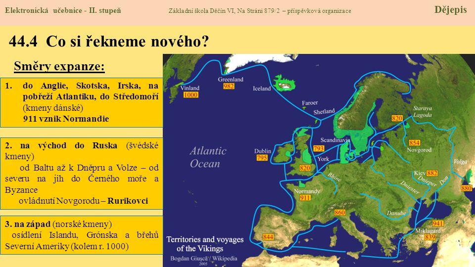 44.5 Procvičení a příklady Elektronická učebnice - II.