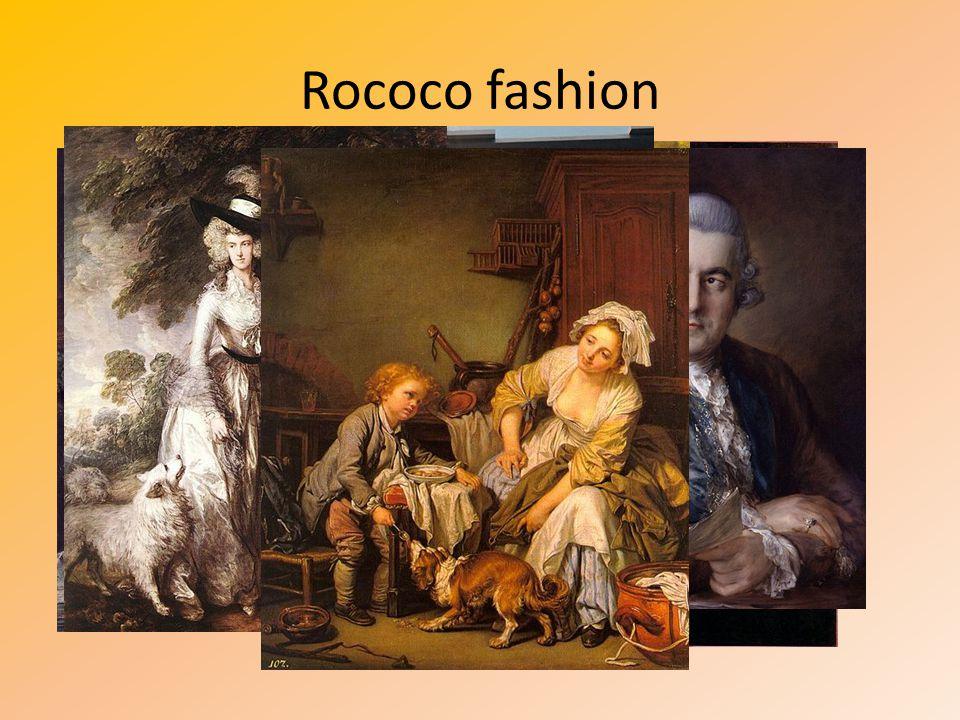 Rococo in our country Nové Hrady (okr. Ústí n. O.)