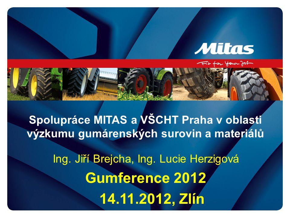 Děkuji za pozornost ing.Jiří Brejcha RD-OVM,Material development MITAS a.