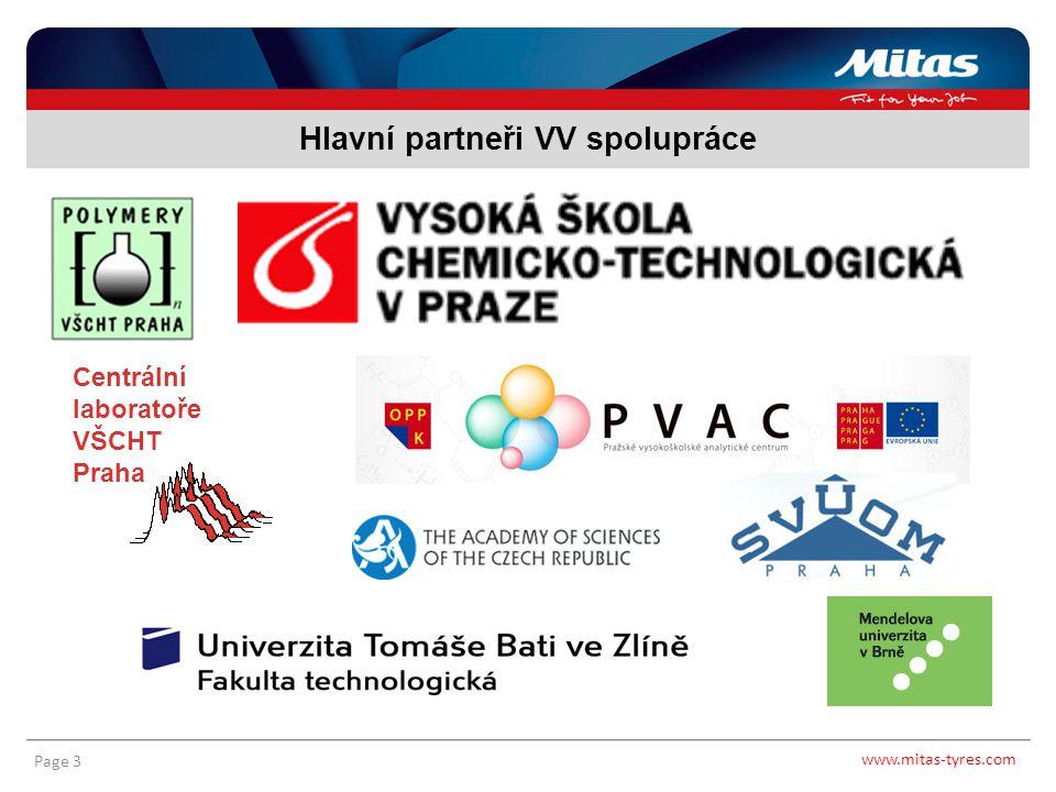 www.mitas-tyres.com Page 14 zvýšit a rozvíjet kvalifikační a odborné úrovně kompetencí vybraných zaměstnanců Mitas a.s.