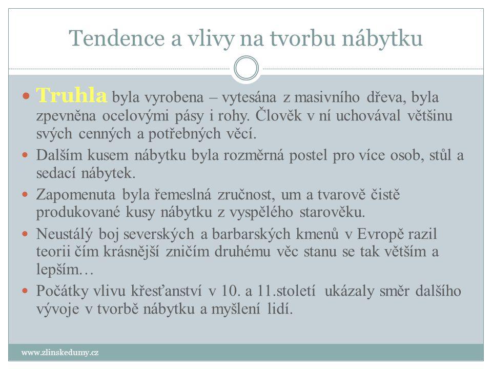 Kontrolní test www.zlinskedumy.cz 1.Jak se lidé stavěli k umění ze starověku.
