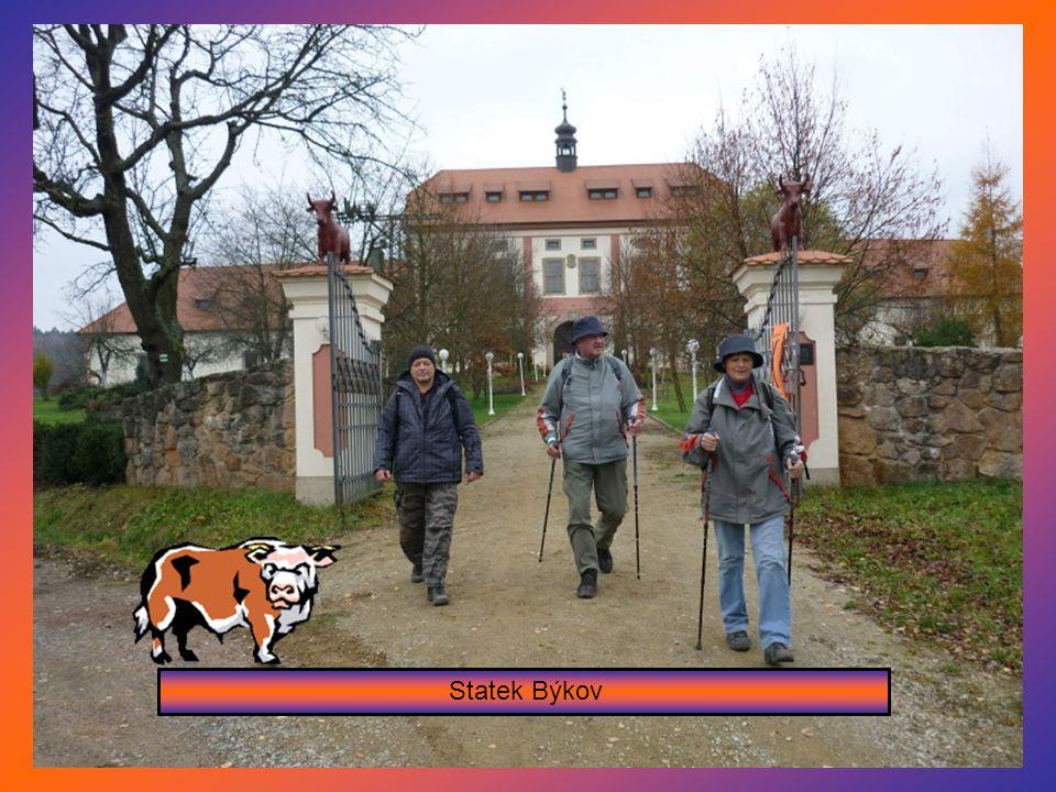 23.11. Podzimní setkání turistů v Horní Bříze