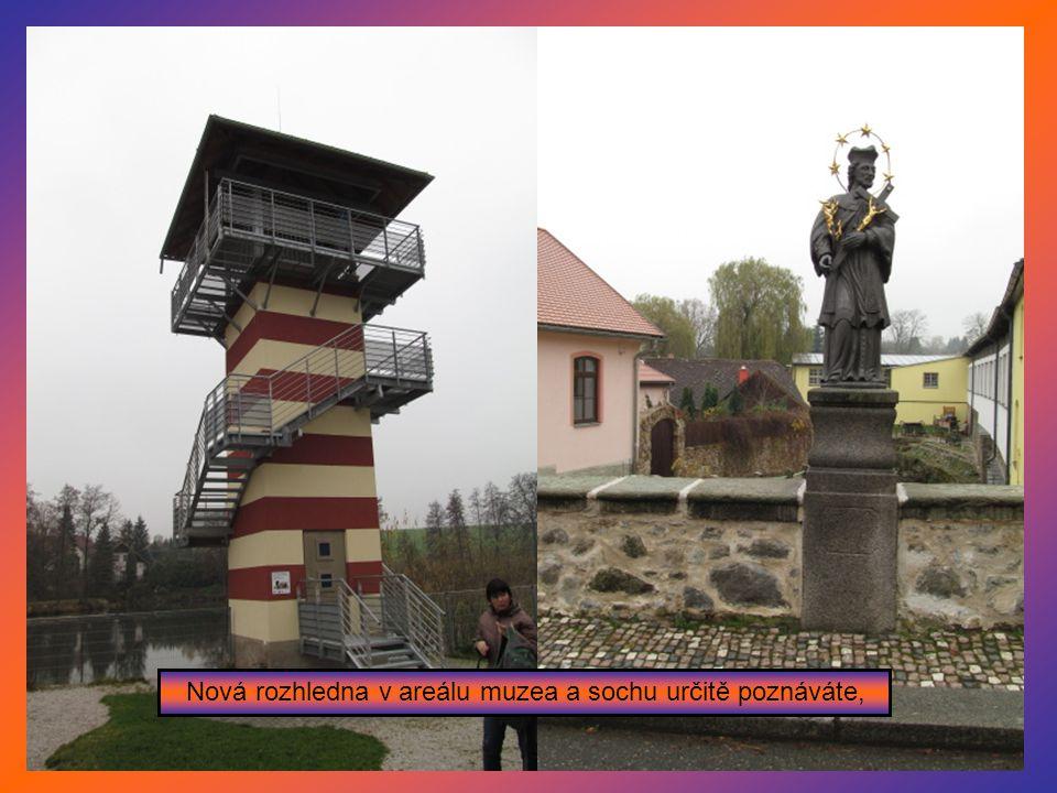 Moc pěkná expozice Muzea Podbrdska v Rožmitále