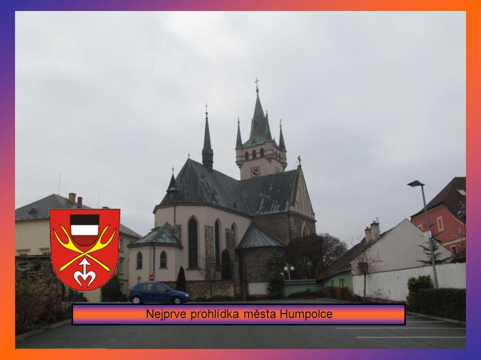 16.11. Humpolec – start a cíl pochodu
