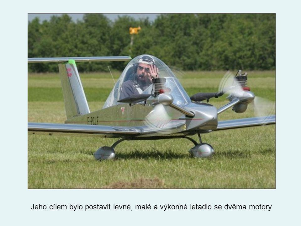 V roce 1971 začalo vznikat na kreslícím prkně francouzského konstruktéra Michaela Colombana miniaturní letadlo