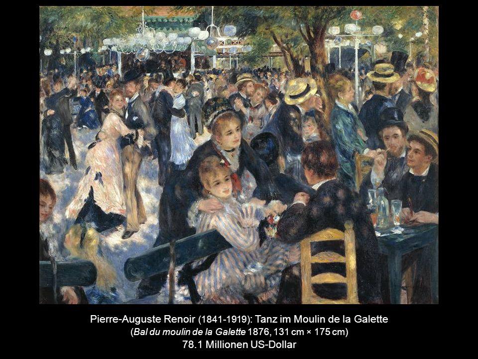 Japer Johns (*1930) : False Start (1959, 170.8 cm x 137.2 cm) 80 Millionen US-Dollar