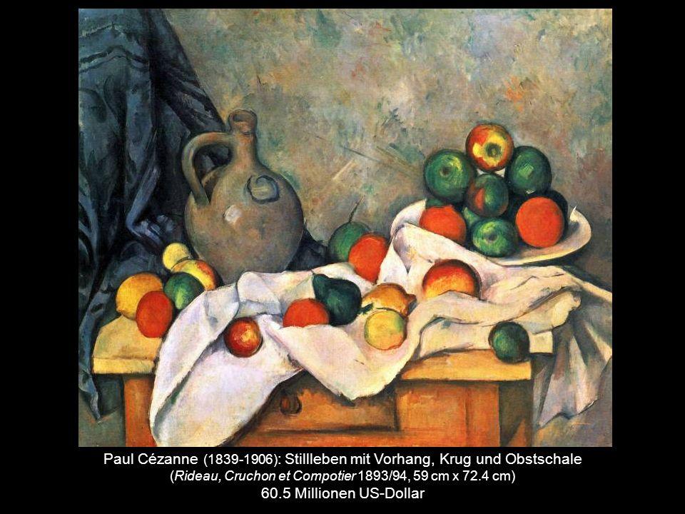 Clyfford Still (1904-1980) : 1949-A-No. 1 (1949, 236.2 cm x 200.7 cm) 61.7 Millionen US-Dollar