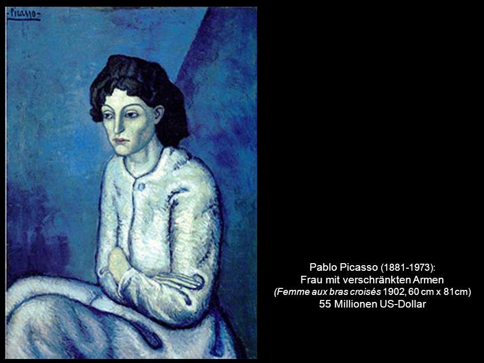 Roy Lichtenstein (1923-1997) : Woman With Flowered Hat (1963, 127 cm × 101.6 cm) 56.1 Millionen US-Dollar