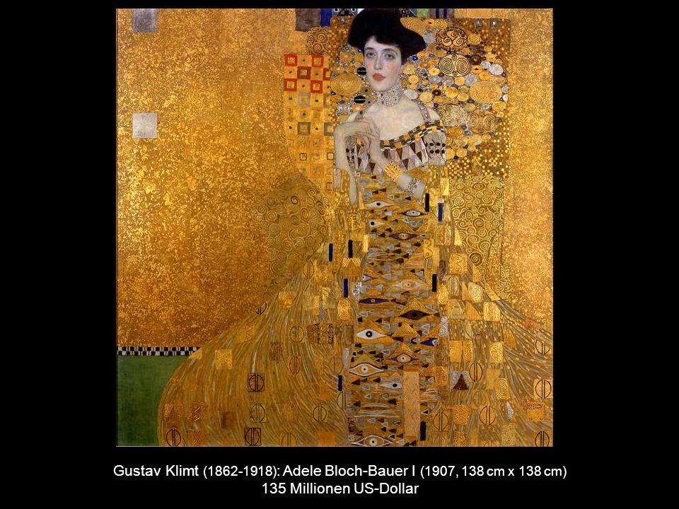 Willem de Kooning (1904-1997) : Woman III (1953, 120 cm × 170 cm) 137,5 Millionen US-Dollar