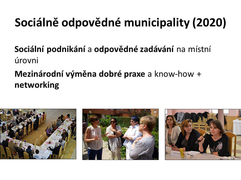 Sociálně odpovědné municipality (2020)