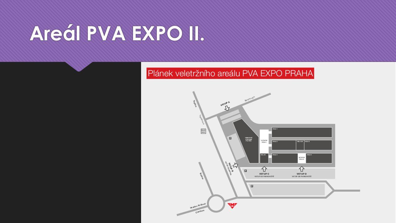 Areál PVA EXPO II.