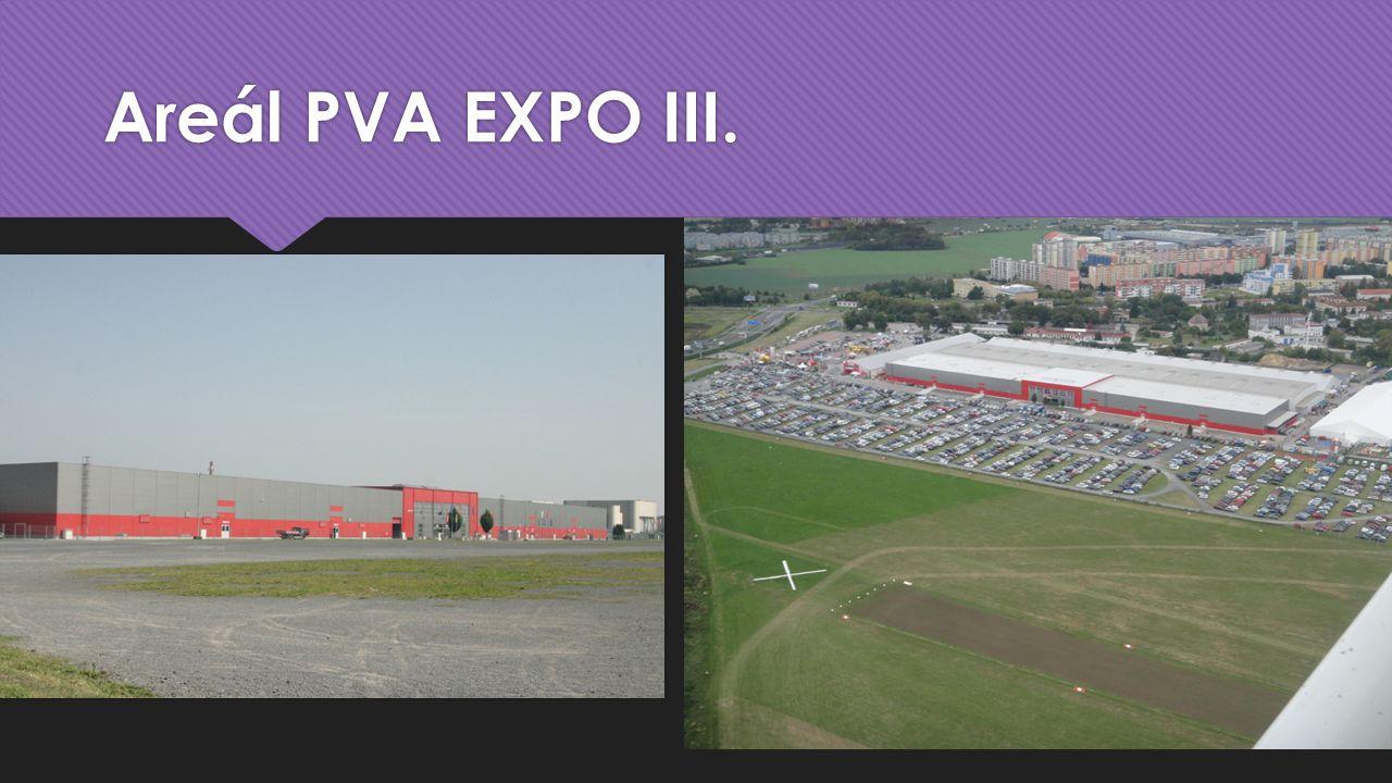Areál PVA EXPO III.