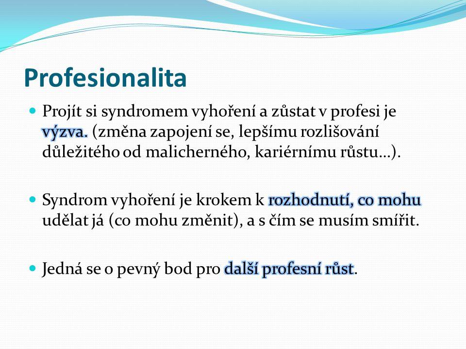 Profesionalita