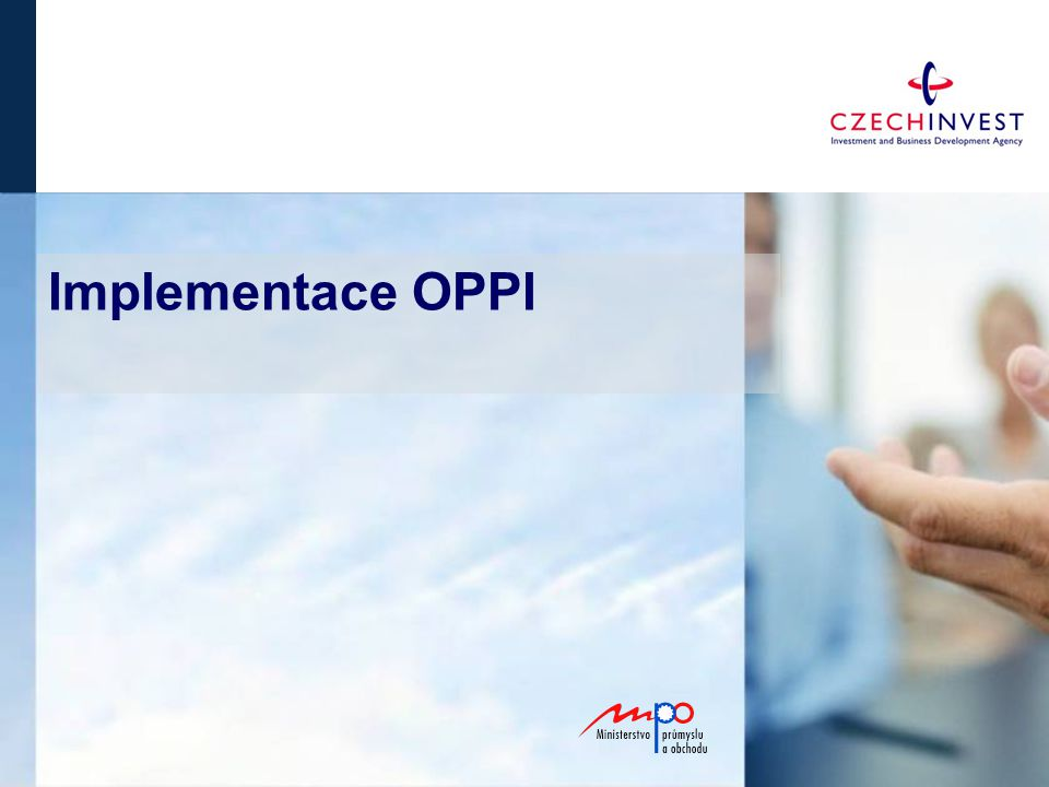 Implementace OPPI