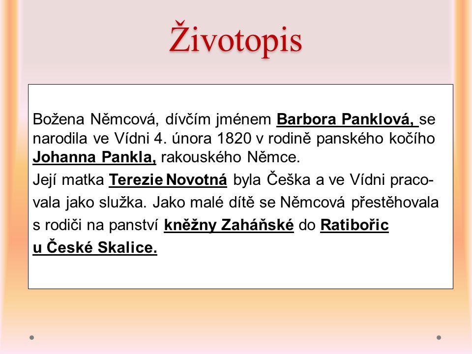 Bozena Nemcova Vy 32 Inovace 279 B Nemcova 7 Roc Mgr