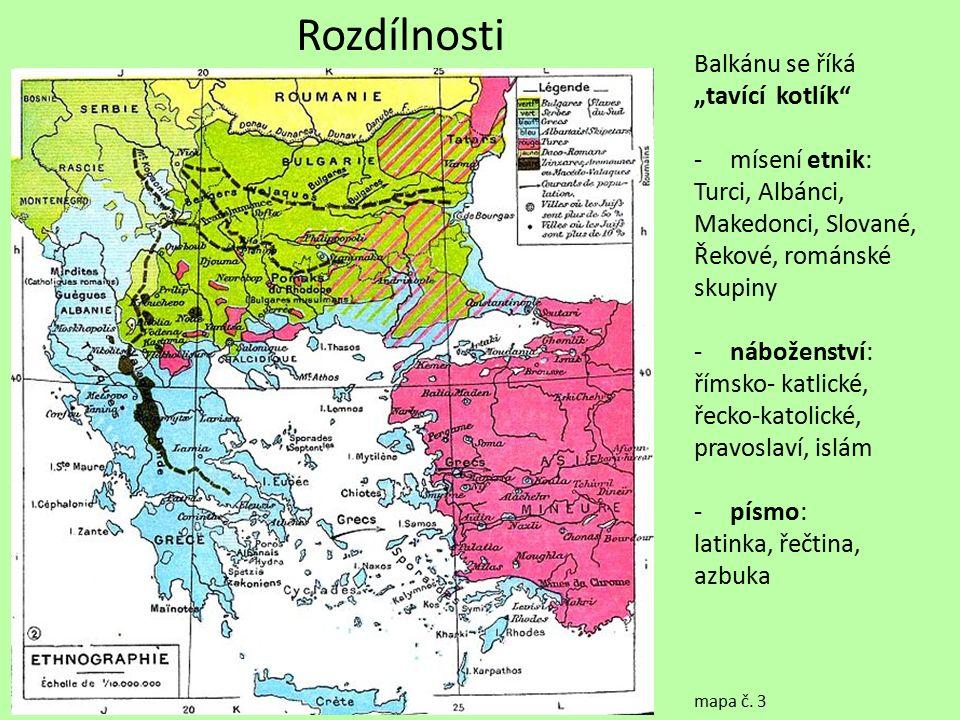 Jihovychodni Evropa Balkansky Poloostrov B Hofmanova Ppt Stahnout
